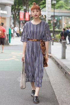 Uhara | used Dior LIMI feu Hender Scheme | 3rd week  Jun. 2016 | Omotesando | Tokyo Street Style | TOKYO STREET FASHION NEWS | style-arena.jp