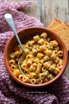 Pasta e fagioli: la Ricetta originale napoletana (cremosa)