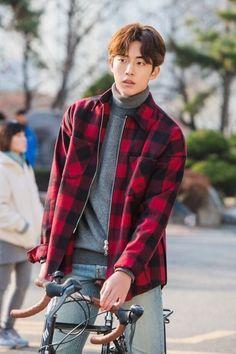 Nam Joo Hyuk In Weightlifting Fairy Kim Bok Asian Actors, Korean Actors, Korean Idols, Nam Joo Hyuk Weightlifting Fairy, Michael Fassbender, Park Hyun Sik, Nam Joo Hyuk Wallpaper, Park Bogum, Joon Hyung