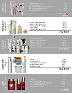 Mary Kay vs. Leading Skin Care Brands Amazing!