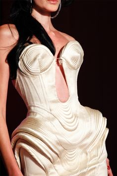 Jean Paul Gaultier, Haute Couture Spring/Summer 2012.