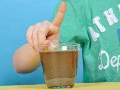 Experimente mit Wasser: Experiment: Trockenes Wasser