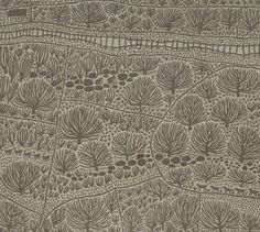 'Back Roads': Marina Strocchi: 2009: Australia: acrylic on linen: 137.5 x 152.5cm