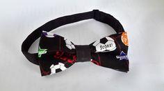 Novelty Bowtie Soccer Ball Sport Theme /  Unisex by AsherTailored
