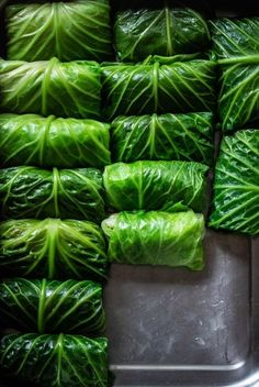 Stuffed Cabbage Rolls recipe by Anastasia Zolotarev Slow Cooker Recipes, Cooking Recipes, Healthy Recipes, Yummy Recipes, Vegetarian Recipes, Cabage Rolls, Cabbage Rolls Recipe, Brunch, Polish Recipes