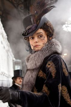 Beautiful! Anna Karenina costumes by Jacqueline Durran. Full slideshow here: http://www.glamourmagazine.co.uk/fashion/celebrity-fashion/2012/08/anna-karenina-keira-knightley-costume-designer-jacqueline-durran-interview#!image-number=2
