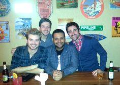 Lanikai Kit Bar - Belo Horizonte - Reury, Douglas, Cicero, Eularino - Julho/2013