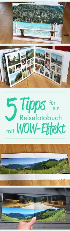 5 tips for a travel book with WOW effect 5 Tipps für ein Reisefotobuch mit WOW-Effekt With these simple tips you will create a professional travel photo book with WOW effe Album Photo, Photo Book, Ideas Scrapbook, Travel Photos, Travel Tips, Photography Tips, Travel Photography, Foto Blog, Famous Beaches