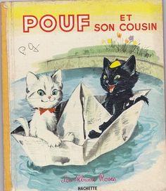 Pouf et son cousin - seulement avec cette couverture