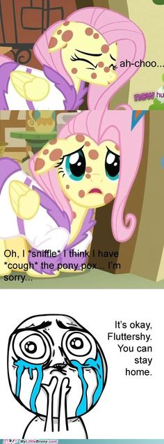How does Fluttershy still reach new levels of adorableness?