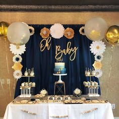 Chic baby shower sweets table Baby Shower Sweets, Beautiful Baby Shower, Chic Baby, Shower Set, Ceiling Lights, Cake, Instagram, Kuchen, Outdoor Ceiling Lights