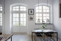 From factory to flat: Swedish renovation