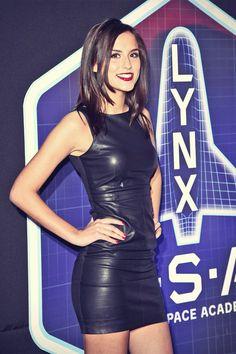 CG Leather Dress