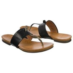 792449a70e6f6 The Crescent sandals from Naya are perfect for your day to day wear.Leather  upper in a thong sandal styleRolled toe thong postInside elastic gored ...