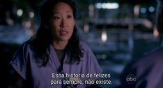 Cristina Yang, Grey's Anatomy, Arizona Robbins, Sandra Oh, Greys Anatomy Memes, Depression Quotes, You Are Strong, Music Quotes, I Smile