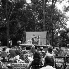 Henry Horenstein, Sunday Morning Gospel Show, Gettysburg Bluegrass Festival, Pennsylvania