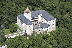 Rychumburk - hrad