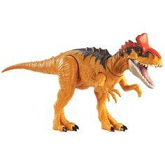 Jurassic World Sound Strike Cryolophosaurus - Walmart.com - Walmart.com Harry Potter Humor, Jurassic World Hybrid, Jurassic World Fallen Kingdom, Figurines D'action, Jurassic Park Toys, Jurassic World Dinosaurs, Thomas Brodie Sangster, Sophie Turner, Godzilla