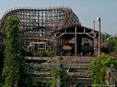 abandoned amusement parks | Abandoned Amusement Park in Japan
