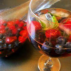 Berry Sangria |