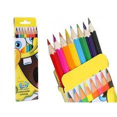 Buntstifte Spongebob, Lizenzartikel aus Großhandel und Import