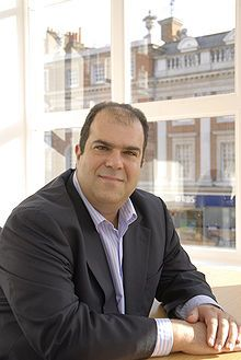 Stelios Haji-Ioannou supporter of the return of statues to Greece Reunification, Tv On The Radio, Jet, Bring It On, Pasti, Marbles, Statues, Entrepreneur, Campaign