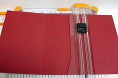 Upright Diamond Fold Card Tutorial - Splitcoaststampers
