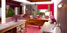 living - Underneath The Mango Tree Spa & Beach Hotel Resort Sri Lanka Hotel Sri Lanka, Mango Tree, Beach Hotels, Private Pool, Resort Spa, Front Desk, Modern Design, Pergola, Villa