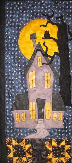 MooseStash Quilting: Halloween