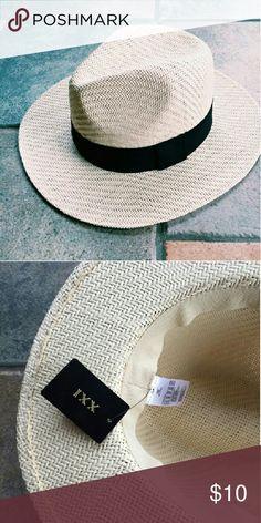 340ce3ba7dd68 Wide brim fedora panama hat NWT Wide brim fedora Panama hat from Forever 21