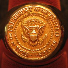 18k Gold Ring given to President Kennedy from his wife