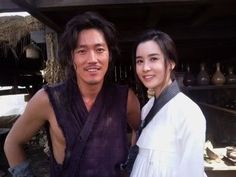 Chuno+TV+Series | jang hyuk and lee da hye.  Vote for the best ...