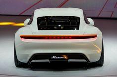 【フランクフルトモーターショー15】ポルシェ、600hpのEVスポーツカー提示…ミッションE 7枚目の写真・画像