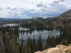 Enjoy 16 lakes while hiking Clyde Lake Loop | KSL.com