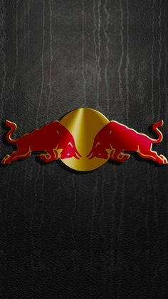 red bull wallpaper by - ca - Free on ZEDGE™ Red Bull F1, Red Bull Racing, Cellphone Wallpaper, Iphone Wallpaper, Bulls Wallpaper, Fox Racing Logo, Bull Logo, Downhill Bike, Freestyle Rap