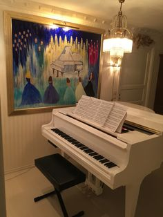 my new grand piano