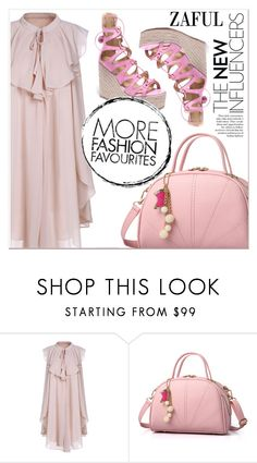 """www.zaful.com/?lkid=11103"" by lucky-1990 ❤ liked on Polyvore"
