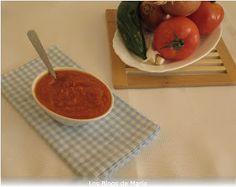 Salsa de Tomate frito en Panificadora Lidl, Bread Machine Recipes, My Recipes, Vegetables, Food, Ann, Silver, Recipes, Tela