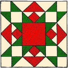 Christmas Star Quilt Free Pattern