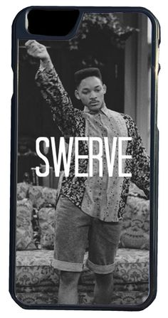 Fresh Prince of Bel Air Will Smith SWERVE 90's by McManiacClothing