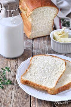 Kouzinista – Made with love by Nana Cookbook Recipes, Sweets Recipes, Cooking Recipes, Greek Bread, Greek Pita, Bread Bun, Sweets Cake, Greek Recipes, Food Processor Recipes