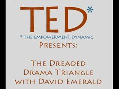 There is an alternative to living in the Dreaded Drama Triangle of life