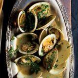 Razor Clams with Chiles and Garlic (navajas al ajillo) Recipe | SAVEUR (Gluten-free)