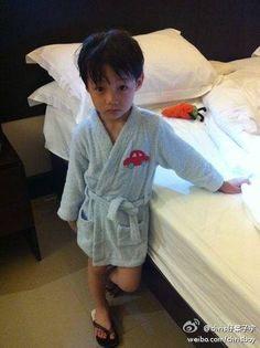 Ye Ziyu - Chris / Baby Luhan | via Facebook