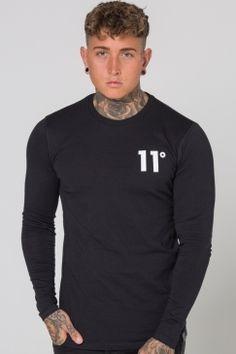 Core Long Sleeve T-Shirt - Black