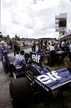 1974 Team Tyrrell