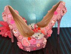 Hello Kitty High Heels :)
