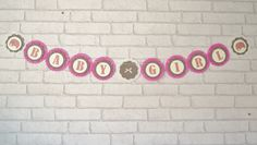 A personal favourite from my Etsy shop https://www.etsy.com/uk/listing/244679137/baby-girl-bannergarlandbaby-showernew