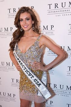 Miss Connecticut USA 2013, Erin Brady...I think she is absolutely stunning! She is my inspiration .....want a body like hers!