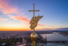 Saint Petersburg angel